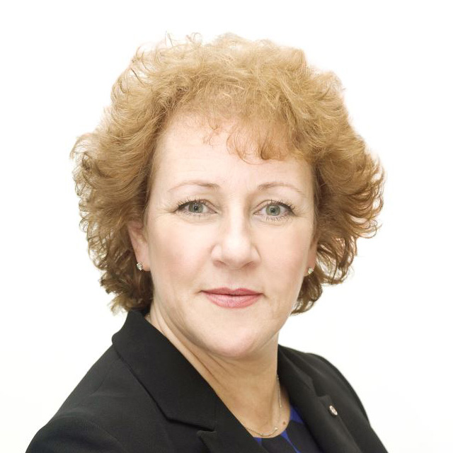 Ann Swain, CEO, APSCo