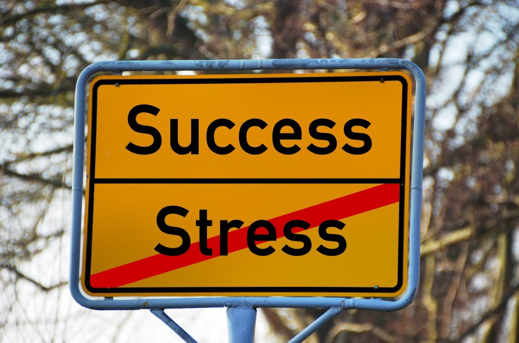 Success Over Stress